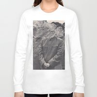 china Long Sleeve T-shirts featuring China by Jordan Clark