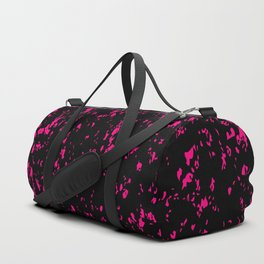 paint splatter Duffle Bag