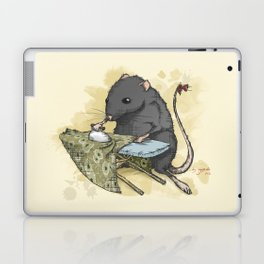 Rata Vieja Laptop & iPad Skin