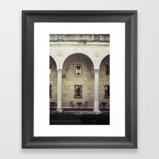 Boston Public Framed Art Print