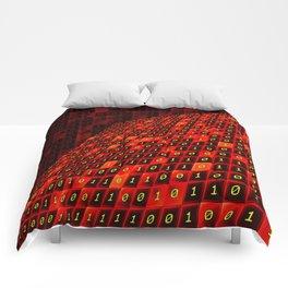 Bits pattern Comforters