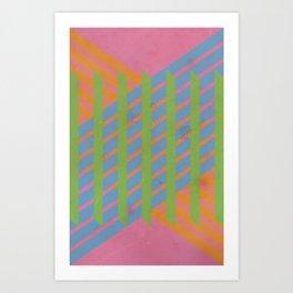 m or an x Art Print