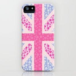 English Rose iPhone Case