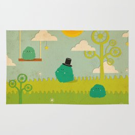 LILLL Monsters Rug