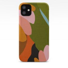 Floria iPhone Case