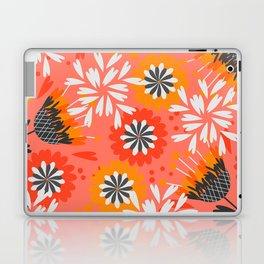 Sweet floral spring pattern Laptop & iPad Skin