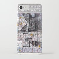 ohio state iPhone & iPod Cases featuring Ohio by Ursula Rodgers