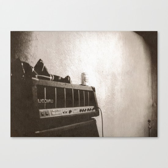 Lonestar Canvas Print