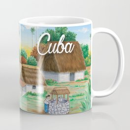 Cuban Scene 1 Coffee Mug