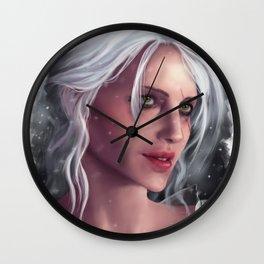 Ciri Wall Clock