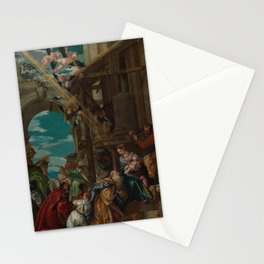 Paolo Veronese - Adoration of the Magi Stationery Cards