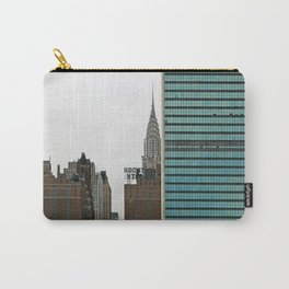 NYC - United Nations Carry-All Pouch