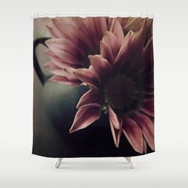 Sunday afternoon rose Shower Curtain