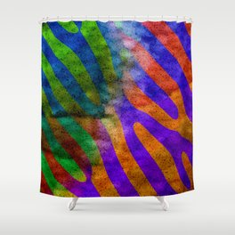 Invasion III Shower Curtain