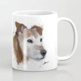 Jack Russell Terrier Dog Coffee Mug