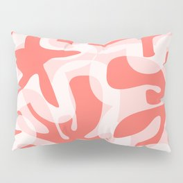 Living Coral View Pillow Sham