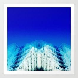 dtla apartments Art Print