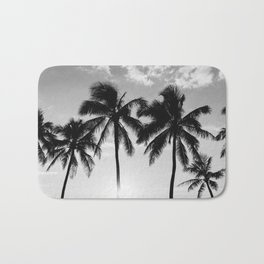 Hawaiian Palms II Bath Mat