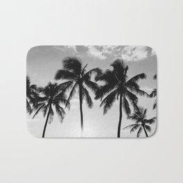 Hawaiian Palms II Bath Mat
