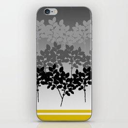 Hombre Sprig iPhone Skin