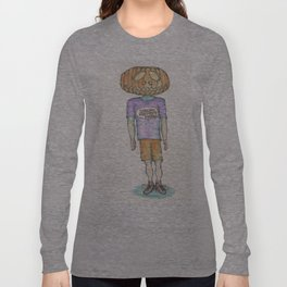 Happy Halloween (Color) Long Sleeve T-shirt