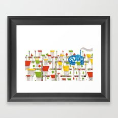 The Selfish Giant - The City Framed Art Print