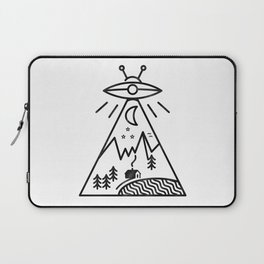 They Made Us Laptop Sleeve