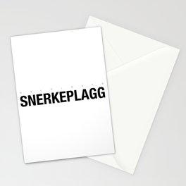 Oslolosen // Snerkeplagg Stationery Cards