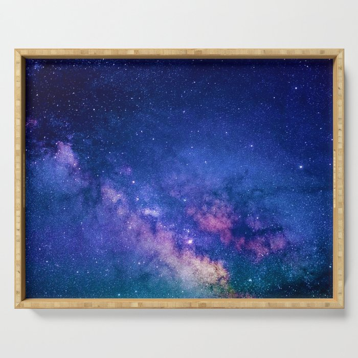 Starry Skies Serving Tray