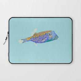 Charming Boxfish Laptop Sleeve