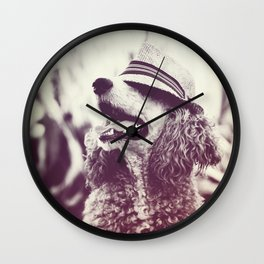 Bing Wall Clock