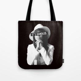 Olivia Pope Scandal It's Handled Tote Bag