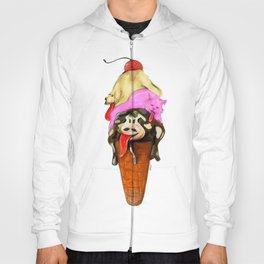 Animal Crackers Ice Cream Hoody