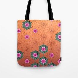Blooming Desert Tote Bag