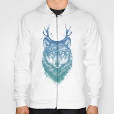 Deer wolf Hoody