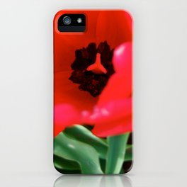 Close up iPhone Case