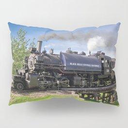 Full Steam Ahead Pillow Sham