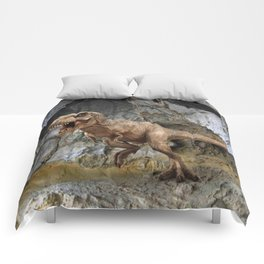 T Rex Classic Comforters