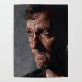 Richard From The Kingdom - The Walking Dead Poster