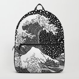 Hokusai - The Great Wave of Kanagawa Backpack