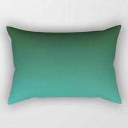 SHADOWS AND COUNTERPARTS - Minimal Plain Soft Mood Color Blend Prints Rectangular Pillow