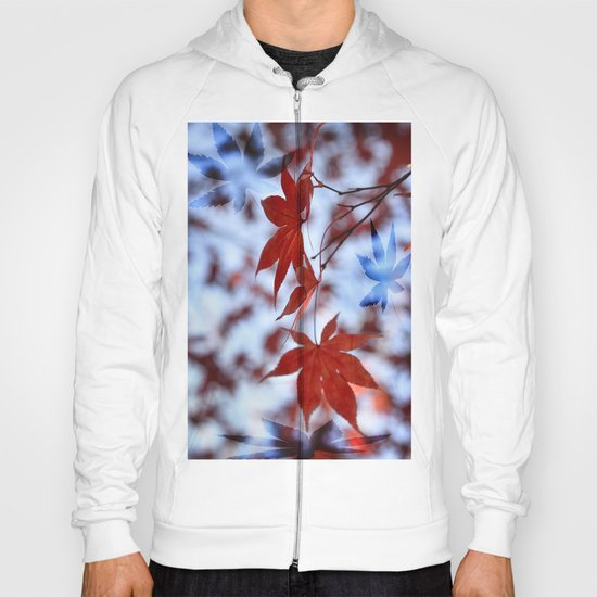 Japanese Red Maple Hoody