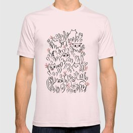 Kitty Forest T-shirt