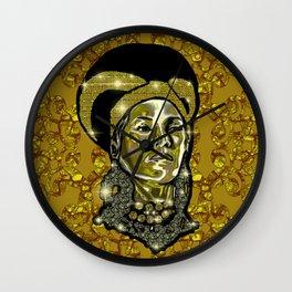 Queen Bey. (2018) Wall Clock
