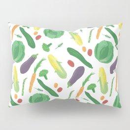Vegetables Pillow Sham
