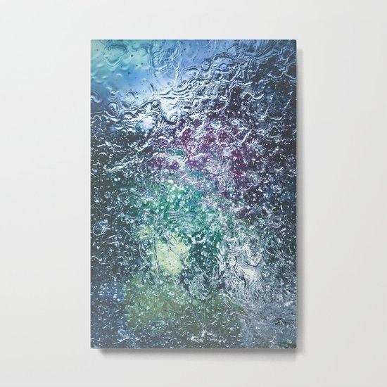 Rain on me Metal Print