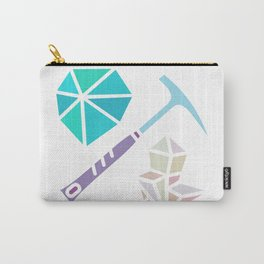 mineralogy Carry-All Pouch