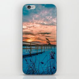 Waiting for the Summer iPhone Skin