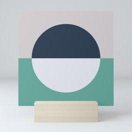 Just Make It Work Scandinavian Design Mini Art Print