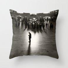 The Wait Throw Pillow